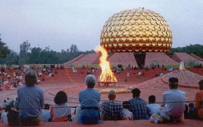 Auroville Şafağın Kenti