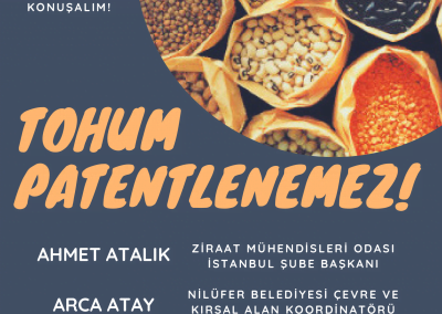 TohumPatentlenemez